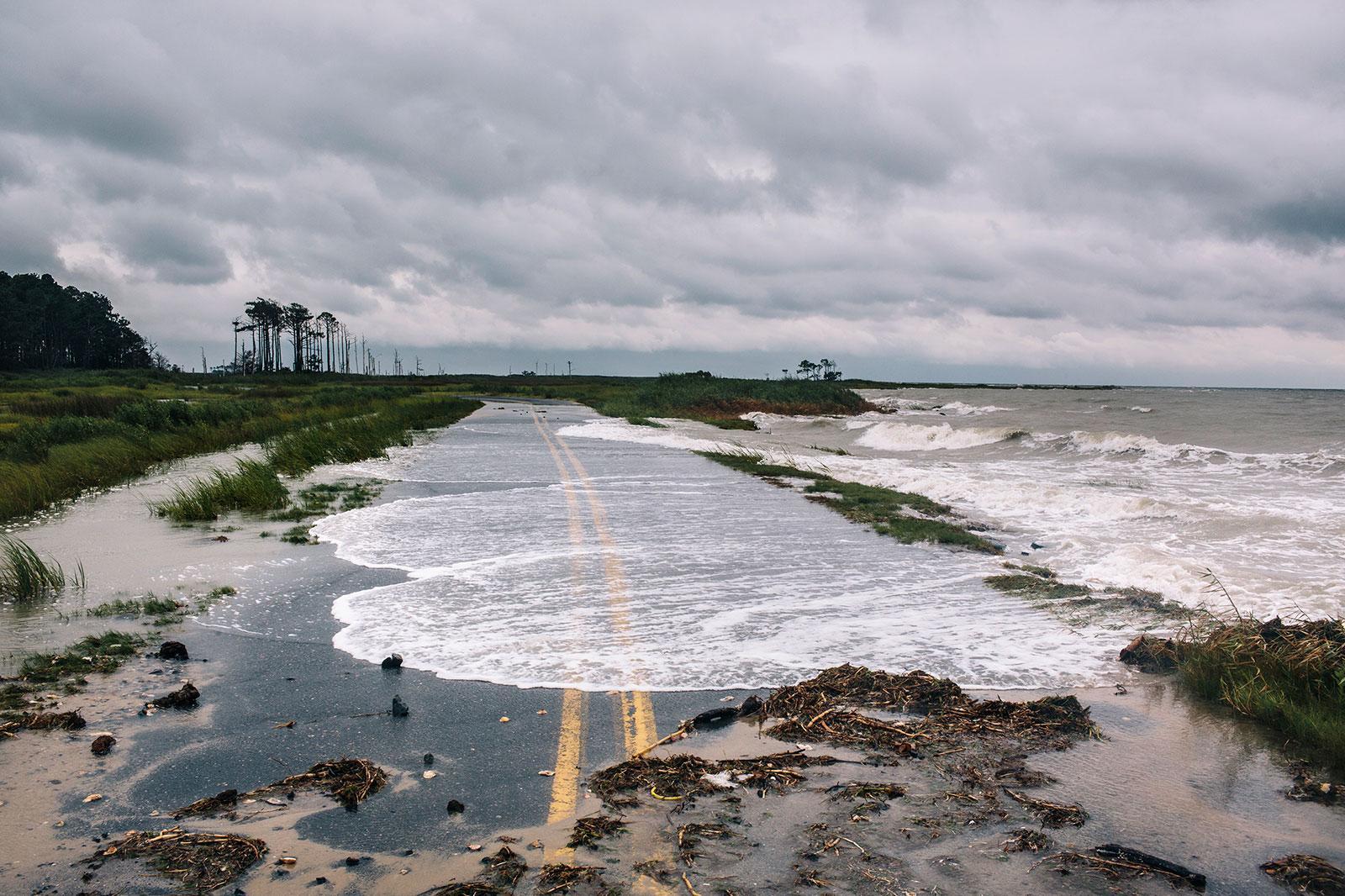 Maryland Flood Spread
